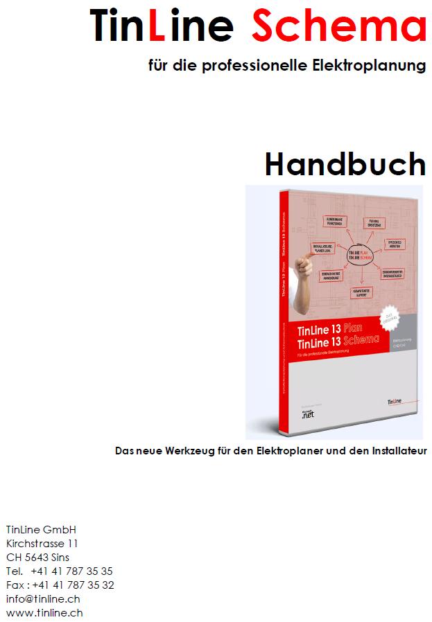 Handbuch TinLine Schema
